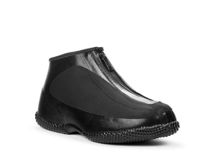 "[""joule Acton black "", "" gender-mens type-rainwear style-overshoes""]"