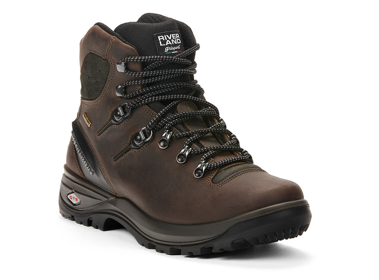"[""tremblant 2.0 Riverland By Grisport brown "", "" gender-mens type-winter boots style-hiking""]"