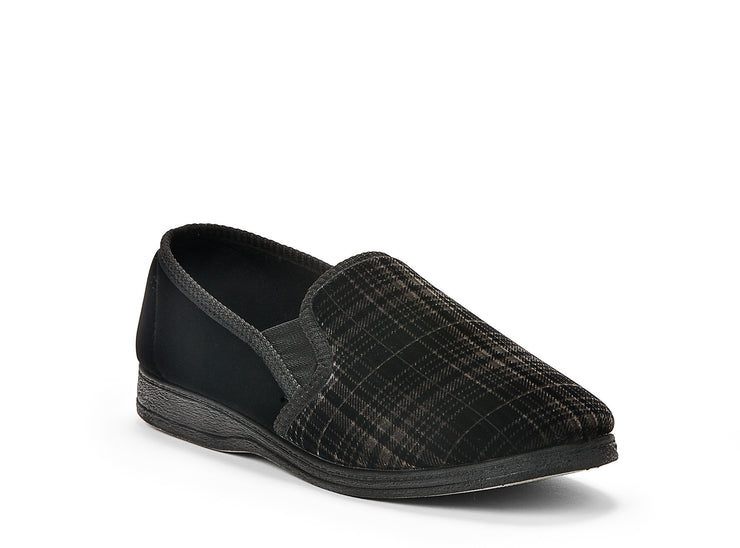 "[""ipswich duvet black "", "" gender-mens type-slippers style-indoor""]"