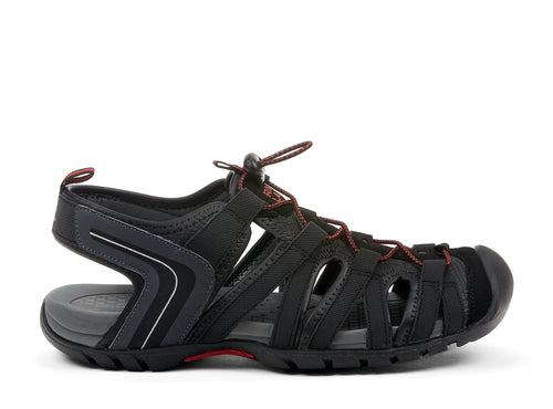 fishel Riverland black 104452-01 gender-mens type-sandals style-casual