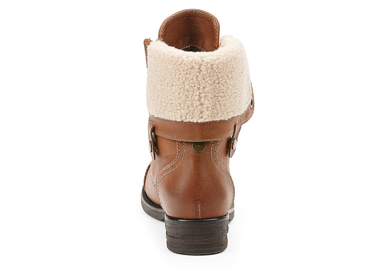 unit miss chelsee cognac 105403-31 gender-girls type-youth style-light boots