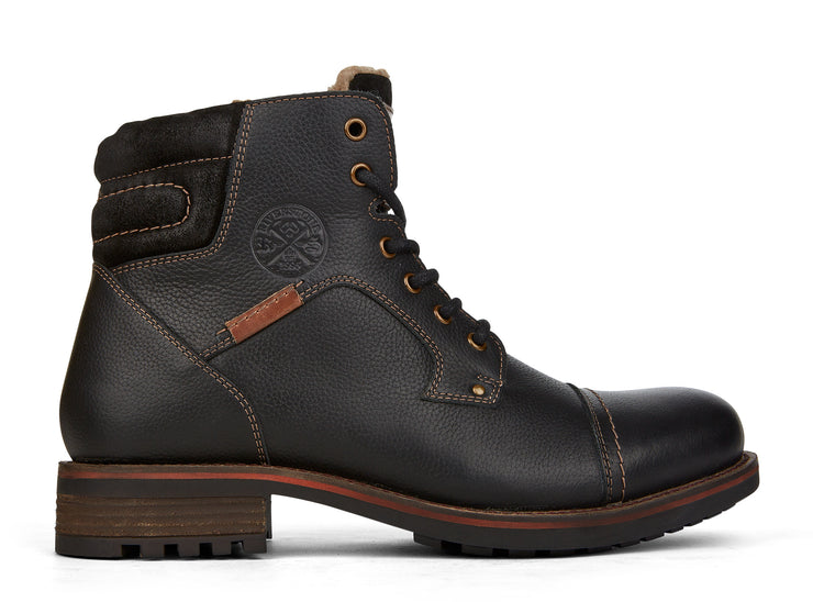 "[""circa Riverstone black "", "" gender-mens type-winter boots style-casual""]"