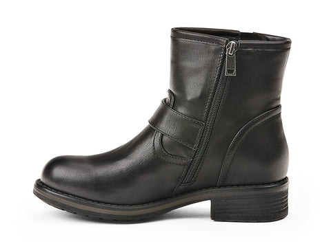 industrial chelsee girl black 105658-01 gender-womens type-light boots style-casual