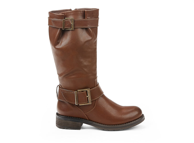 "[""bowery chelsee girl cognac "", "" gender-womens type-light boots style-casual""]"