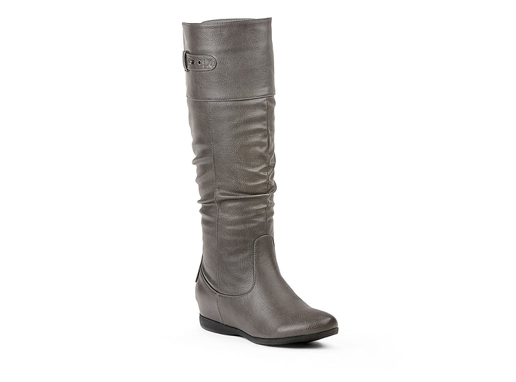 nautique chelsee girl grey 105739-05 gender-womens type-light boots style-casual