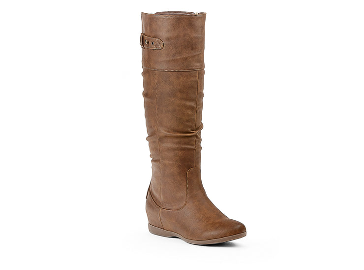 nautique chelsee girl cognac 105739-31 gender-womens type-light boots style-casual