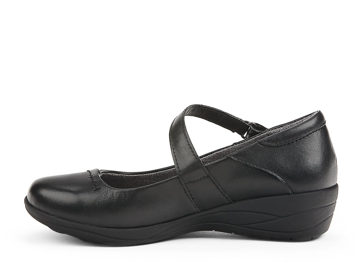 précision Riverland black 105869-01 gender-womens type-shoes style-comfort