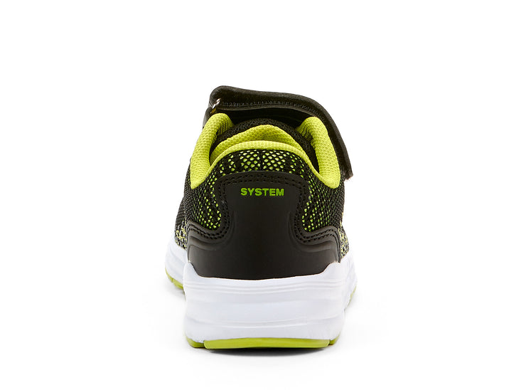 "[""action System black/green "", "" gender-boys type-toddler style-athletic""]"
