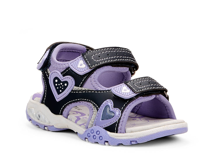 "[""rosy Miss chelsee navy blue "", "" gender-girls type-toddler style-sandals""]"