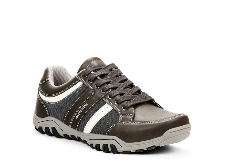 "[""kirouak Riverstone grey "", "" gender-mens type-shoes style-casual""]"