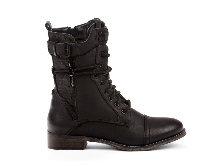 "[""festivaliers Chelsee girl black "", "" gender-womens type-light boots style-casual""]"