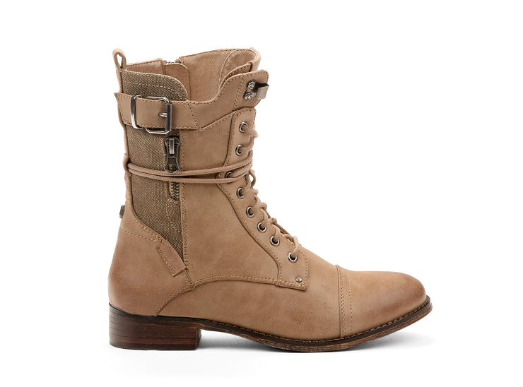 festivaliers Chelsee girl taupe 106768-25 gender-womens type-light boots style-casual