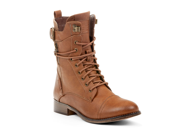 festivaliers Chelsee girl cognac 106768-31 gender-womens type-light boots style-casual
