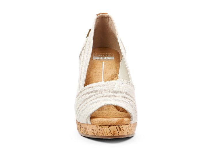 "[""rioja Chelsee girl tan multi "", "" gender-womens type-shoes style-dress""]"