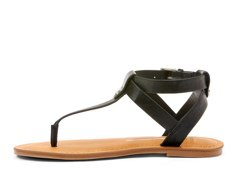 rial Chelsee girl black 107067-01 gender-womens type-sandals style-casual