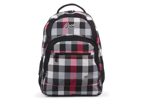 Roots Sac A Dos Pk.Plaid