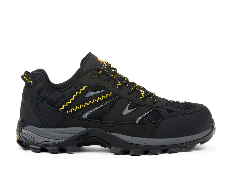 "[""Bionix Nordex black "", "" gender-mens type-safety shoes""]"