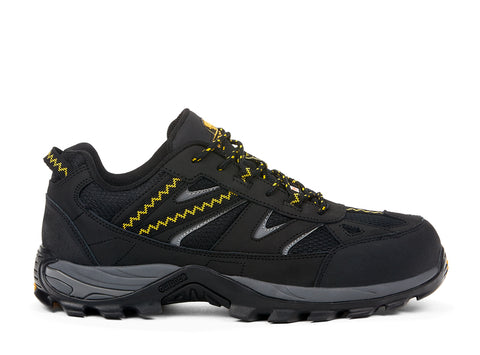 Bionix Nordex black 107567-01 gender-mens type-safety shoes