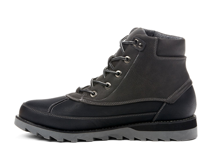 Asap Riverstone black & grey 107639-15 gender-mens type-light boots style-casual