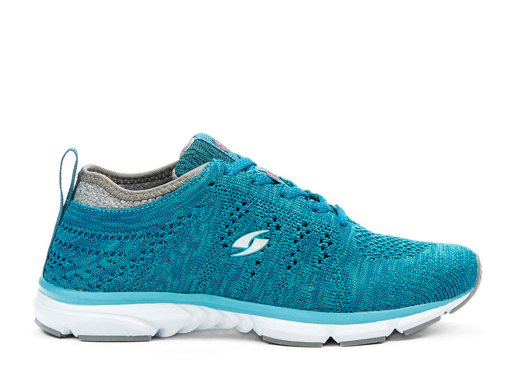 Fabknit System turquoise 107643-96 gender-womens type-athletic style-running