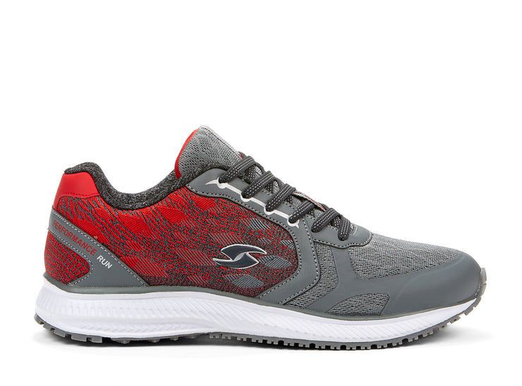 "[""Duskrun System grey "", "" gender-womens type-athletic style-running""]"