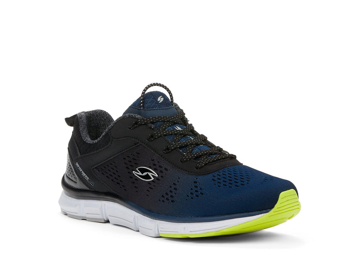 Jet Fuel JetFuel System navy blue 107668-43 gender-mens type-athletic style-running