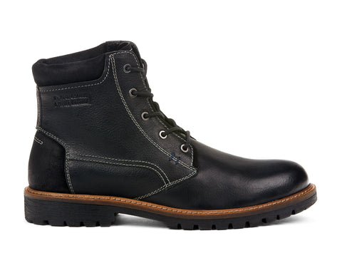 Obtain Riverstone black 107712-01 gender-mens type-light boots style-casual