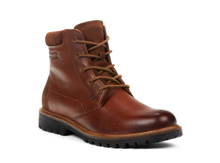 "[""Obtain Riverstone cognac "", "" gender-mens type-light boots style-casual""]"