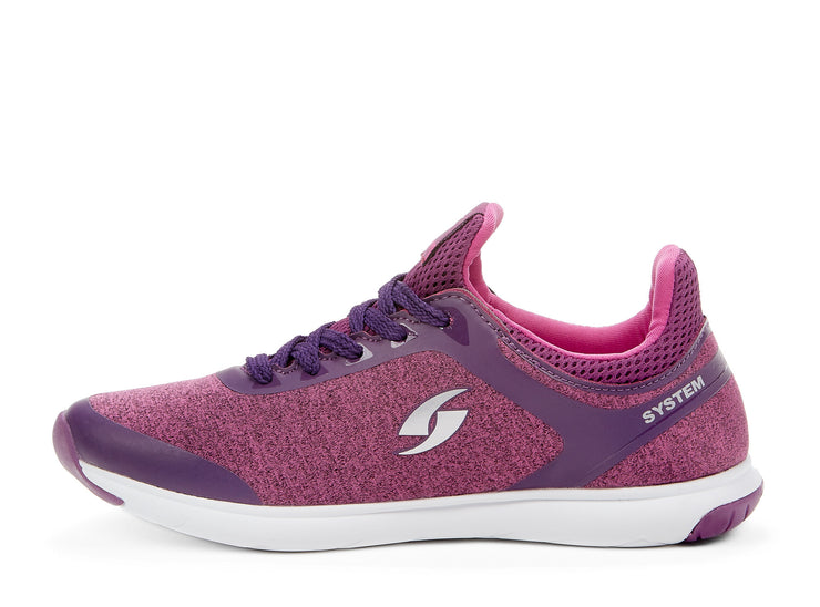 Trackfield System pink 107724-68 gender-girls type-junior style-athletic