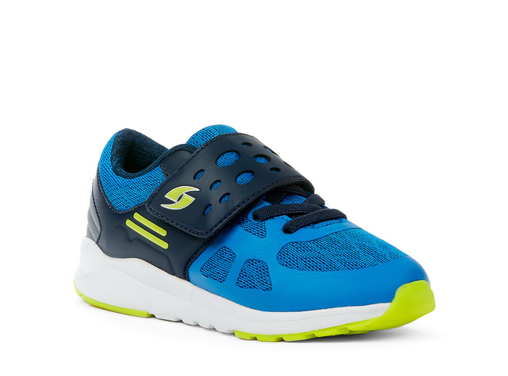 "[""Supersonic 2.0 - System royal blue "", "" gender-boys type-toddler style-athletic""]"