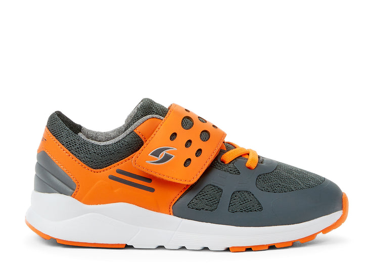 "[""Supersonic 2.0 - System orange "", "" gender-boys type-toddler style-athletic""]"