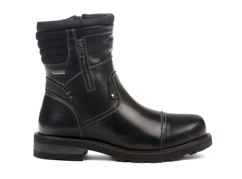 Joss Riverland black 107789-01 gender-mens type-winter boots style-comfort