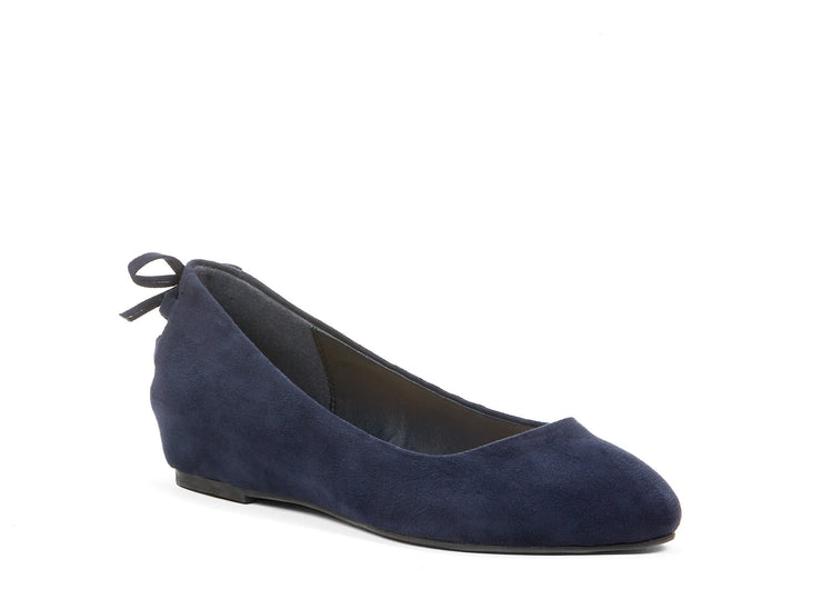 Tie Up Chelsee Girl navy blue 107859-43 gender-womens type-shoes style-casual