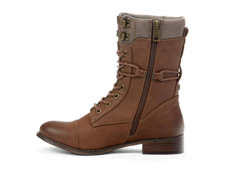 Seattle Sound Chelsee Girl cognac 107862-31 gender-womens type-light boots style-casual