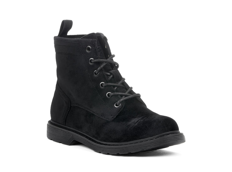 Courtney Velvet Chelsee Girl black 107866-01 gender-womens type-light boots style-casual