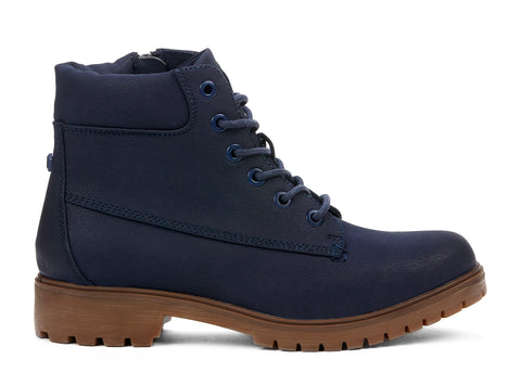 Work Hard Chelsee Girl navy blue 107882-43 gender-womens type-light boots style-casual