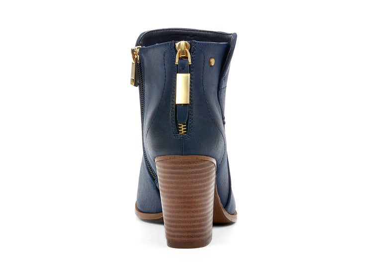 Montana107888 Chelsee Girl navy blue 107888-43 gender-womens type-light boots style-casual