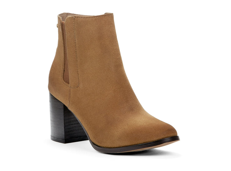 Taken Chelsee Girl cognac 107891-31 gender-womens type-light boots style-casual