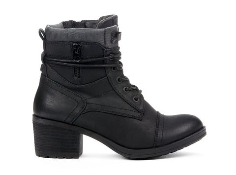 Kurt Chelsee Girl black 107894-01 gender-womens type-light boots style-casual