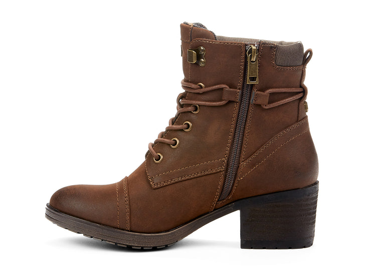Kurt Chelsee Girl cognac 107894-31 gender-womens type-light boots style-casual