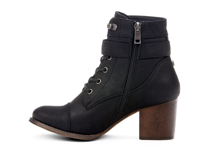 "[""Fences Chelsee Girl black "", "" gender-womens type-light boots style-casual""]"