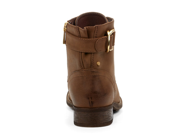 From Above Chelsee Girl cognac 107949-31 gender-womens type-light boots style-casual