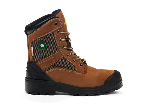 Quantum Mesh Nordex brown 107993-10 gender-mens type-safety boots