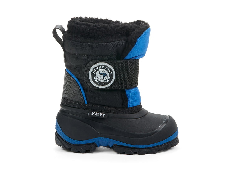 Yves Yeti royal blue 107995-44 gender-boys type-babies style-winter boots