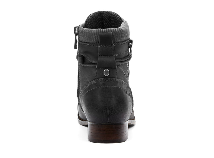"[""Stomper Chelsee Girl grey "", "" gender-womens type-light boots style-casual""]"