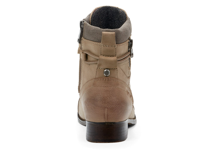 "[""Stomper Chelsee Girl taupe "", "" gender-womens type-light boots style-casual""]"