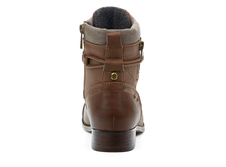 "[""Stomper Chelsee Girl cognac "", "" gender-womens type-light boots style-casual""]"