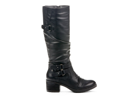 Romance Chelsee Girl black 108010-01 gender-womens type-light boots style-casual