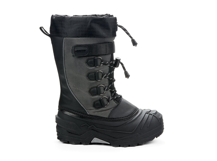 "[""Hero 2.0 Baffin pewter "", "" gender-boys type-junior style-winter boots""]"