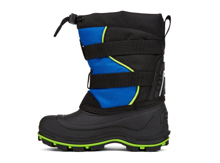 "[""Windstorm 2.0 Snowblast royal blue "", "" gender-boys type-toddler style-winter boots""]"
